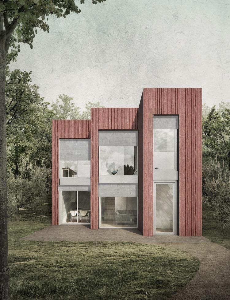 Krivanky house